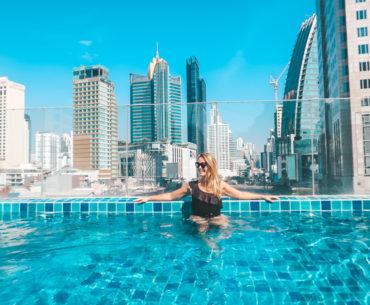 Clover Asoke hotell Bangkok