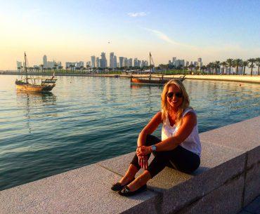Cornichon i Doha, Qatar