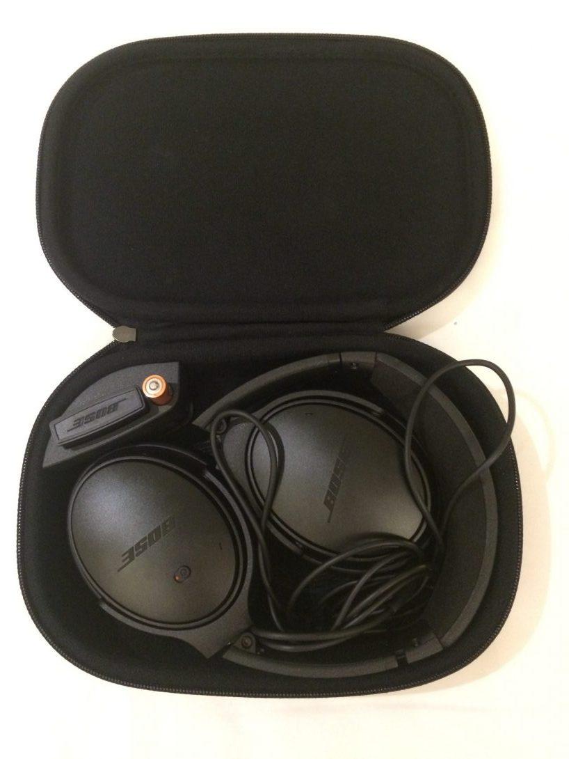 Bose hörlurar