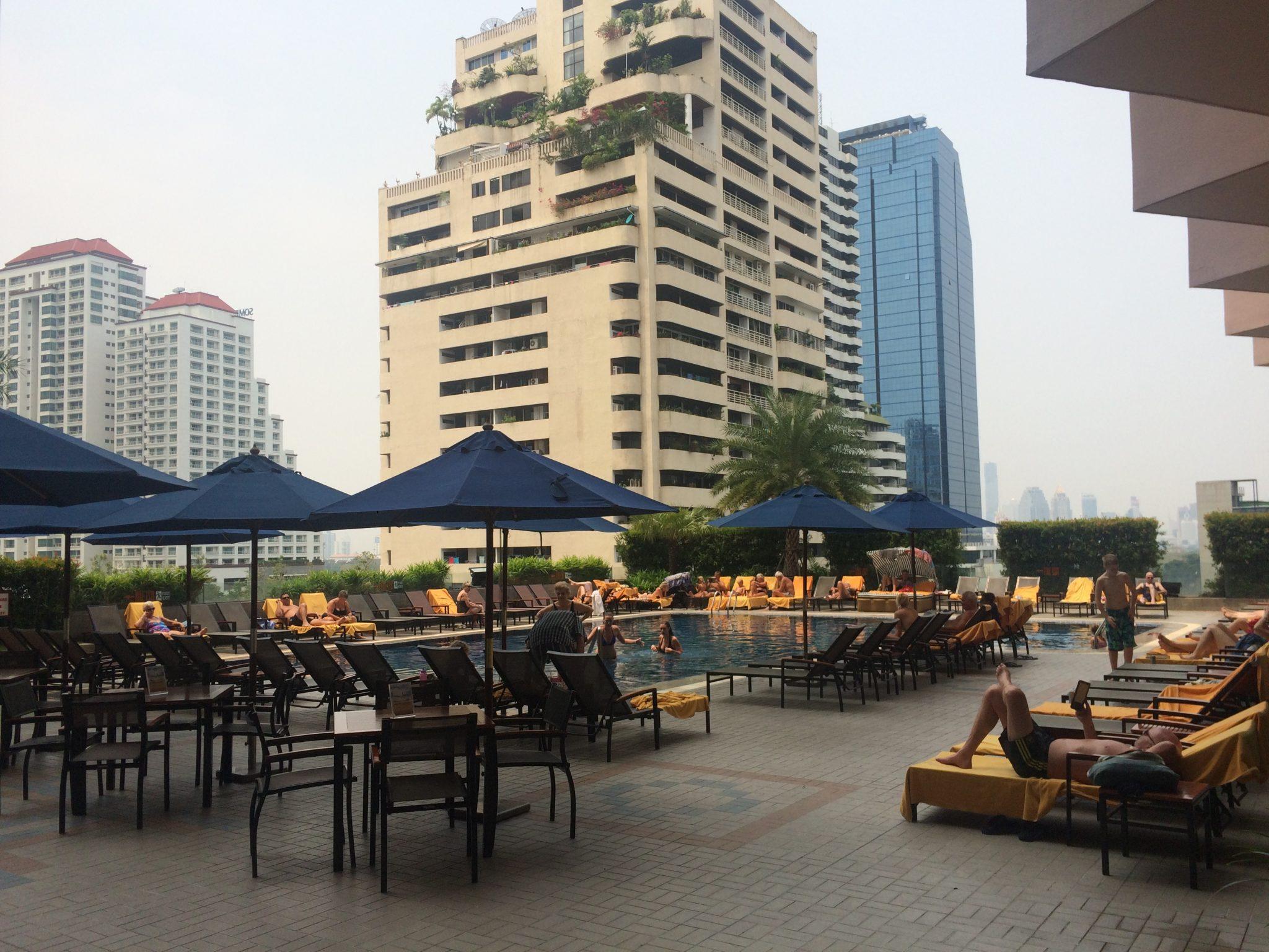 Rembrandt hotell Bangkok