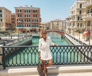 Venice beach Doha Qatar