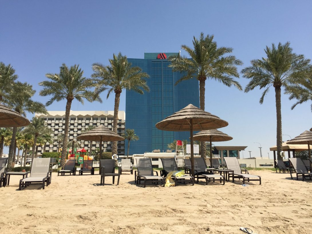 Doha Marriott hotell