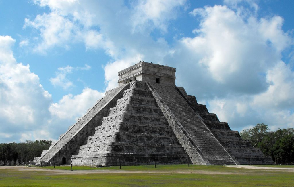 mayan city in mexico city