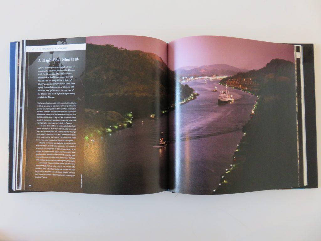 a photo of Panama Canal