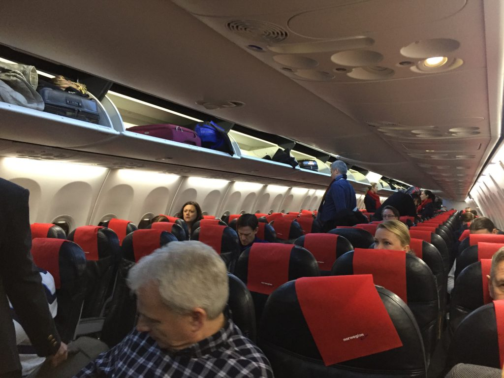 another picture of passengers in their seats