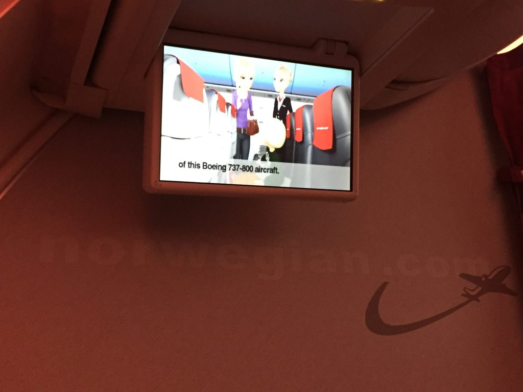 a picture of the common display screens in the aircraft