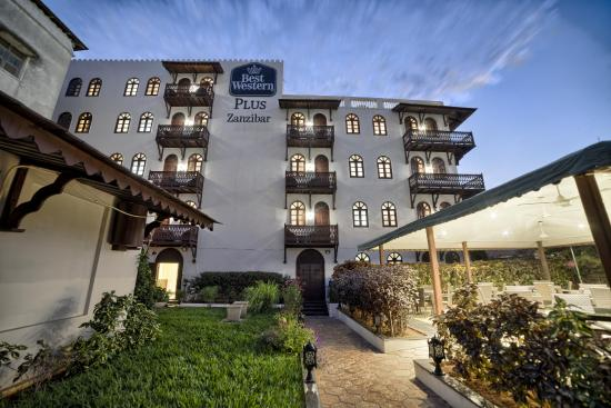 a picture of the hotel