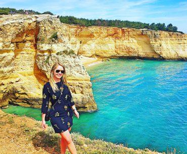 Algarve kusten