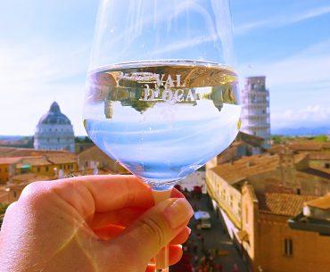 Grand hotell i Pisa