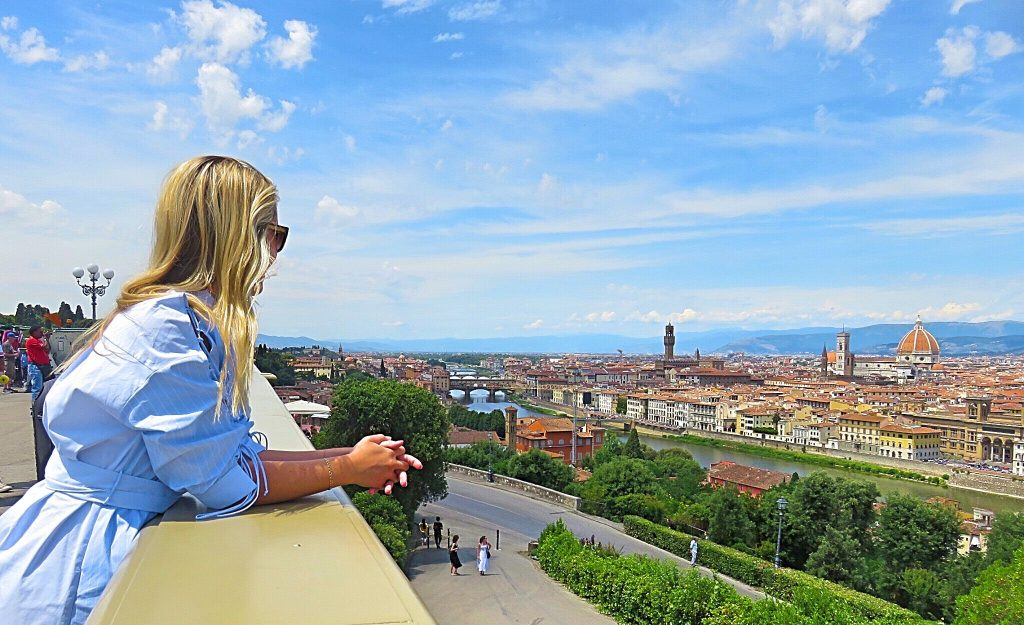 A picture of beautiful Florence