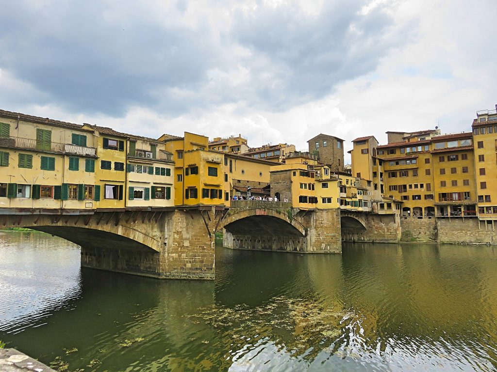 Another picture of Ponte Veccio from a different angle