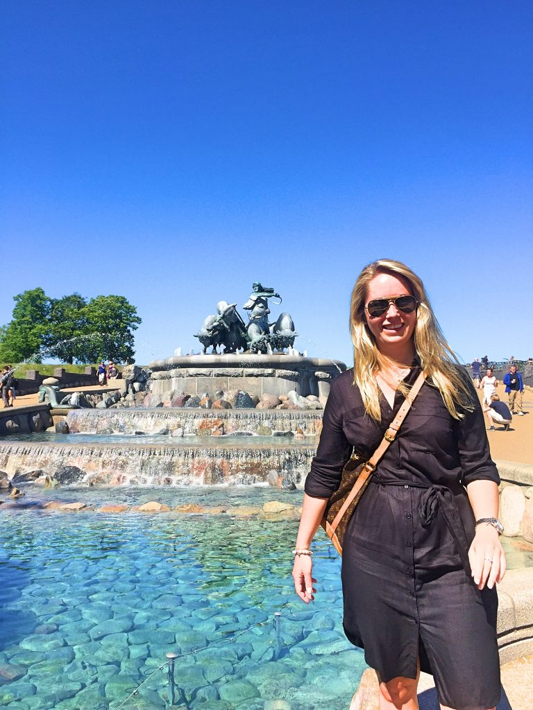 A picture of me at another fountain