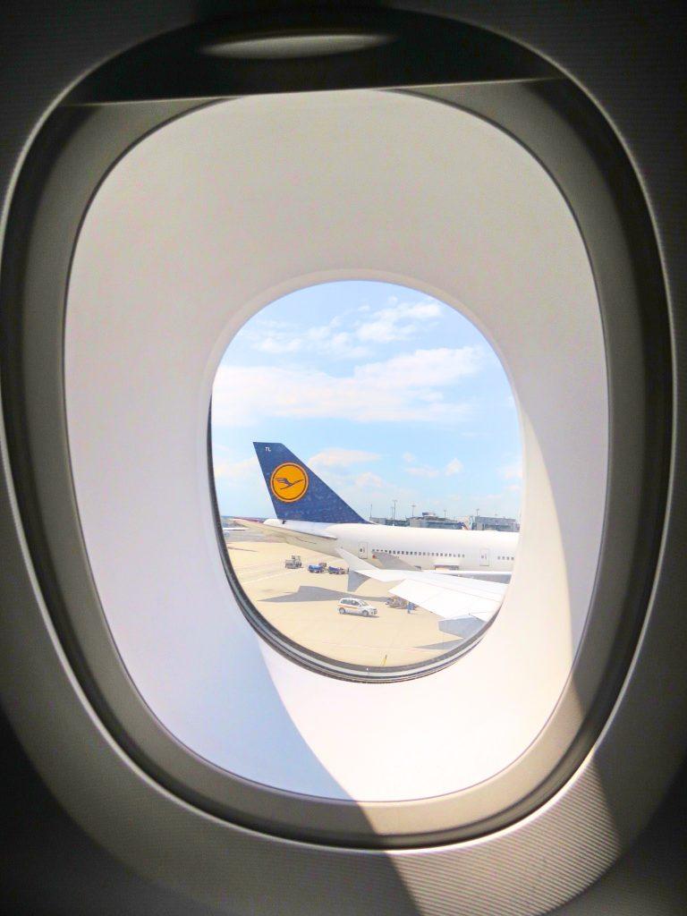 Big windows for a nice view