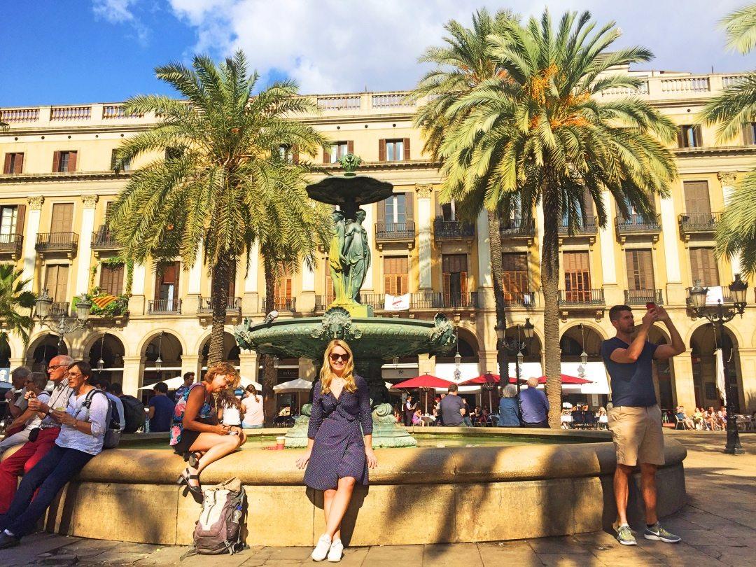 Barcelona Plaza