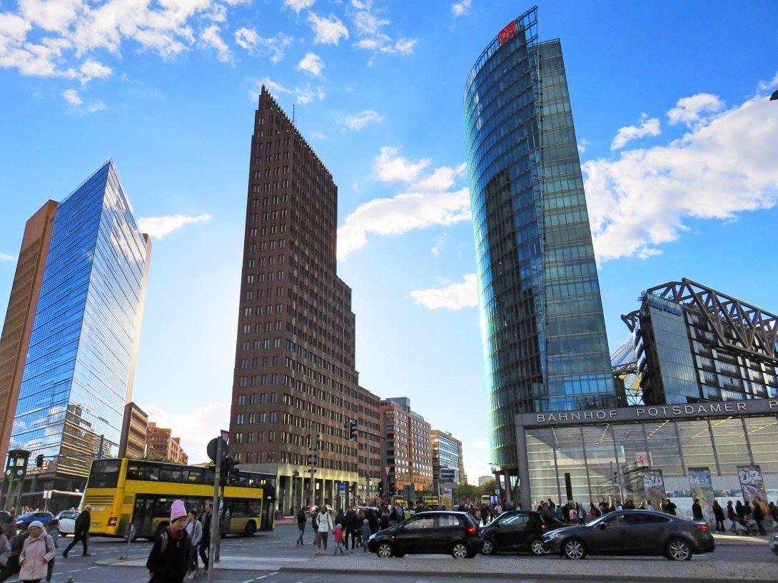 Postdamer Platz Berlin