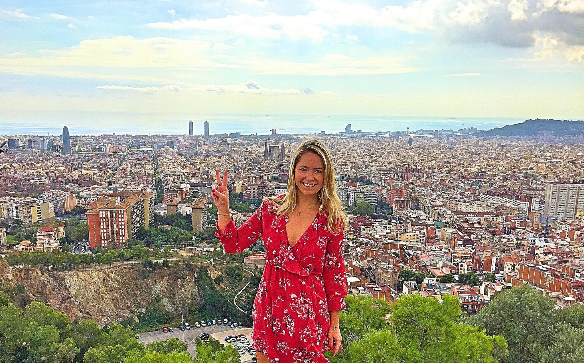 Bunkers el Carmel i Barcelona
