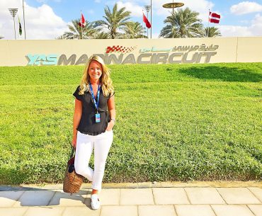 Yas Marina Circut Abu Dhabi