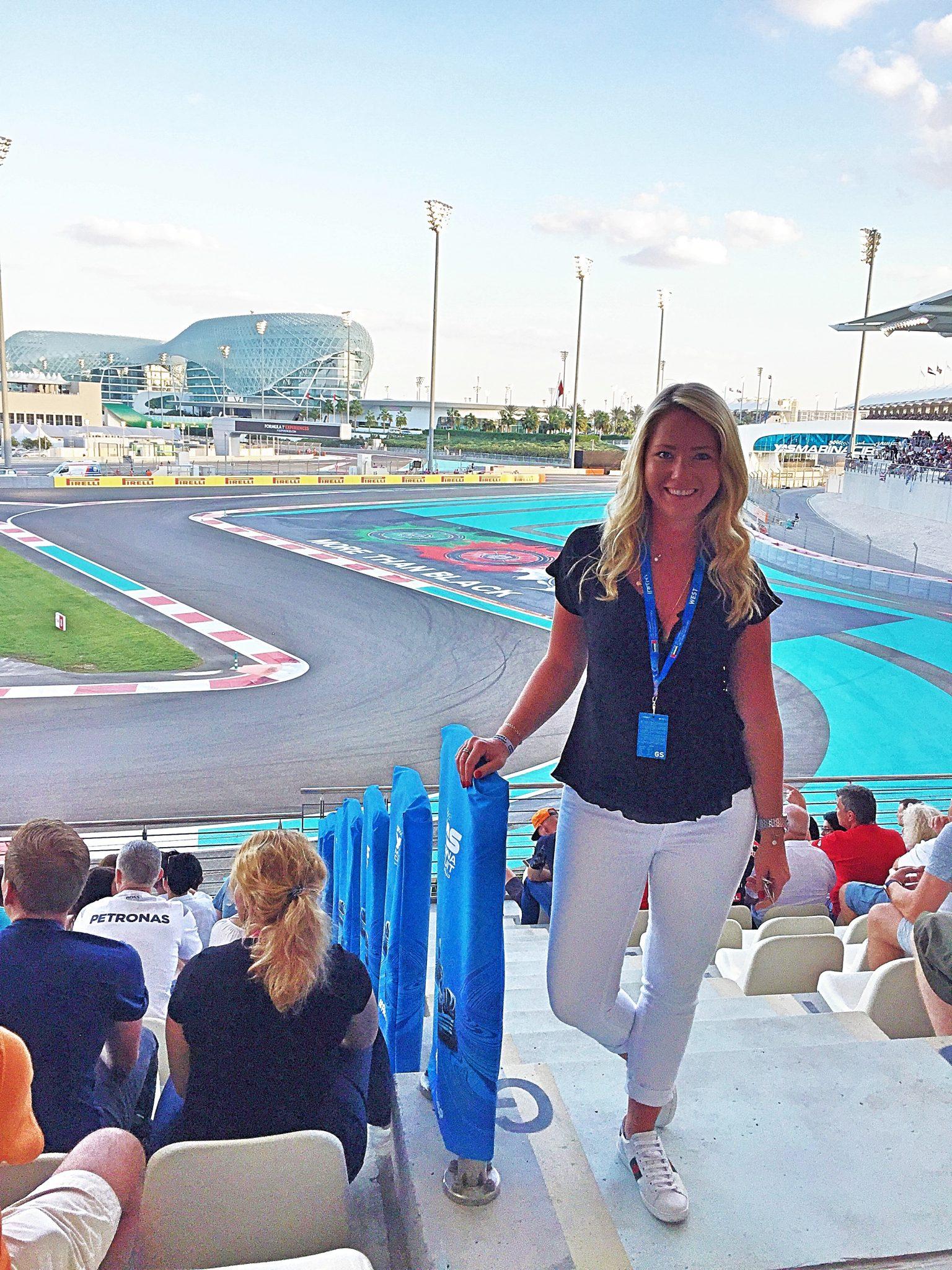 Formel1 i Abu Dhabi