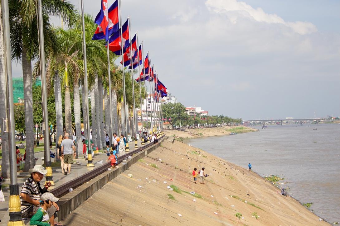Phnom Penh Kambodja