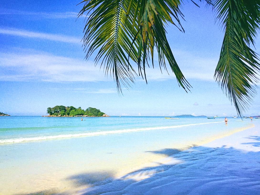 Praslin Island, Seychelles