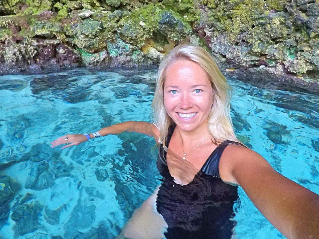 Blue lagoon, Dominikanska republiken