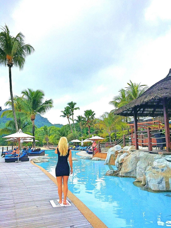Le Meridien, Seychellerna