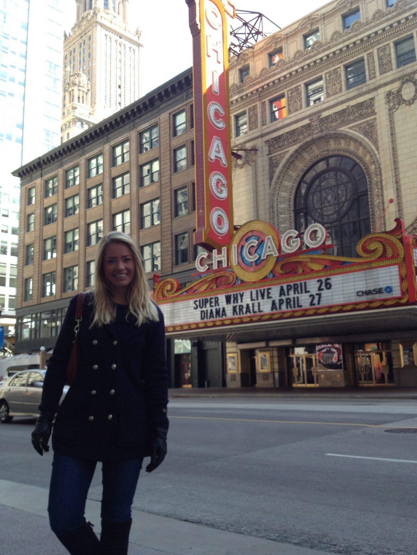 Chicago teater, USA