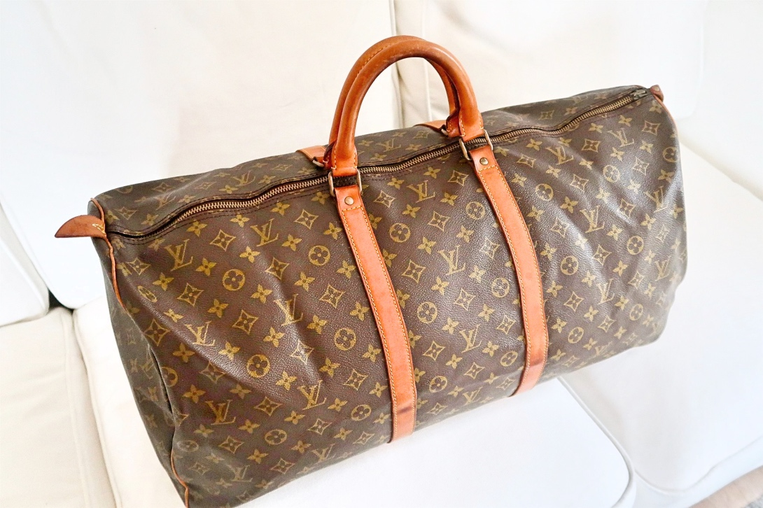 Weekend bag från Louis Vuitton