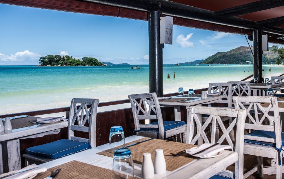 Paradise sun hotel, Seychellerna