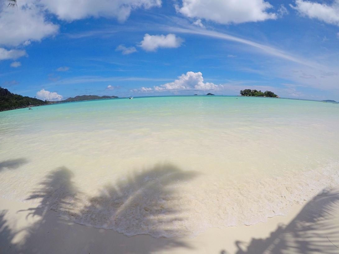 Anse Volbert, Praslin island