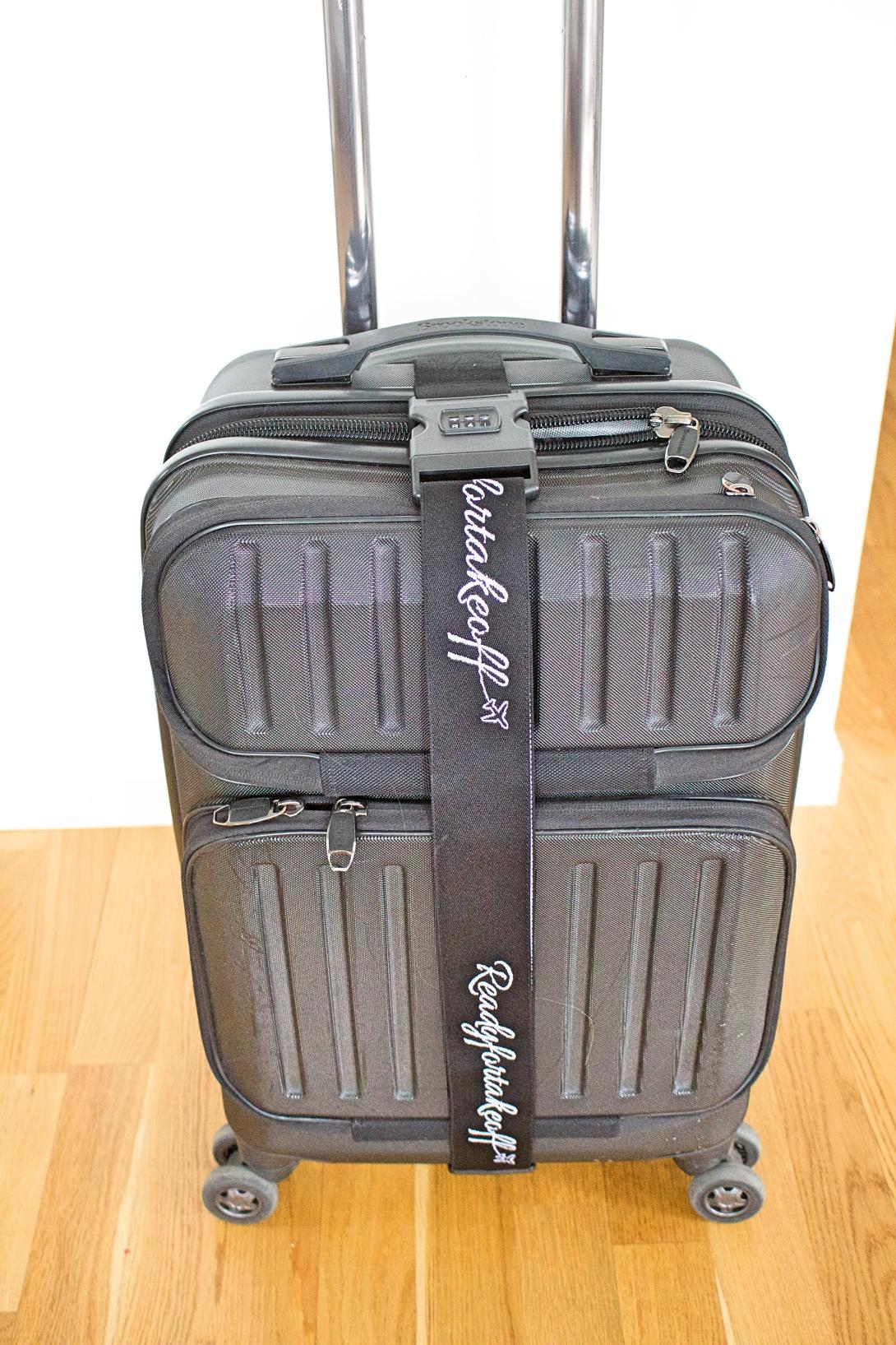 Resväska från Brookstone