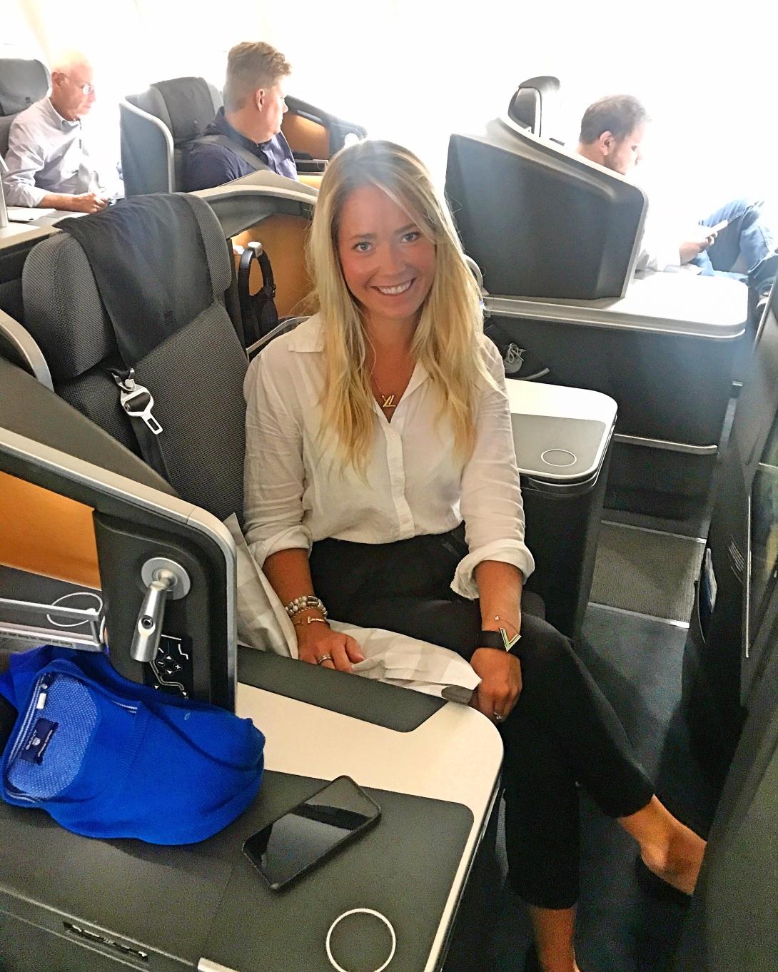 SAS Business Class
