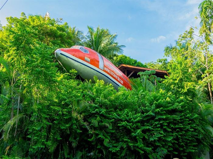 Boeing 727 Costa Rica