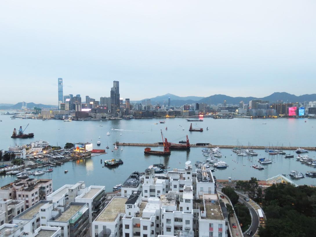 Skye Pullmans´s hotell Hong Kong