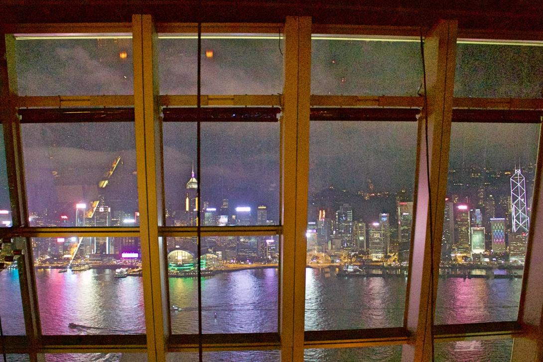 Aqua Spirit Hong Kong