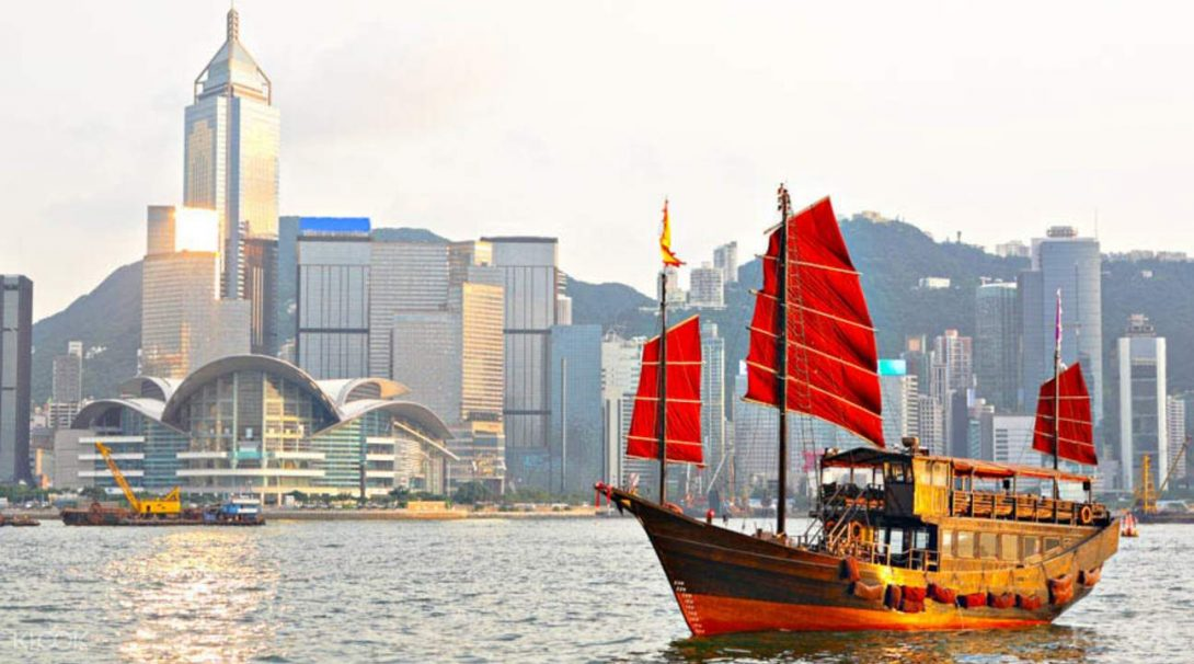 Harbor Tour Hong Kong