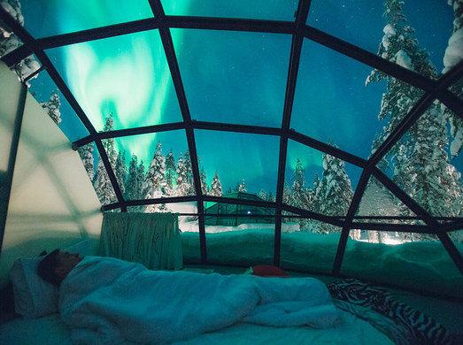 Kakslauttanen Arctic