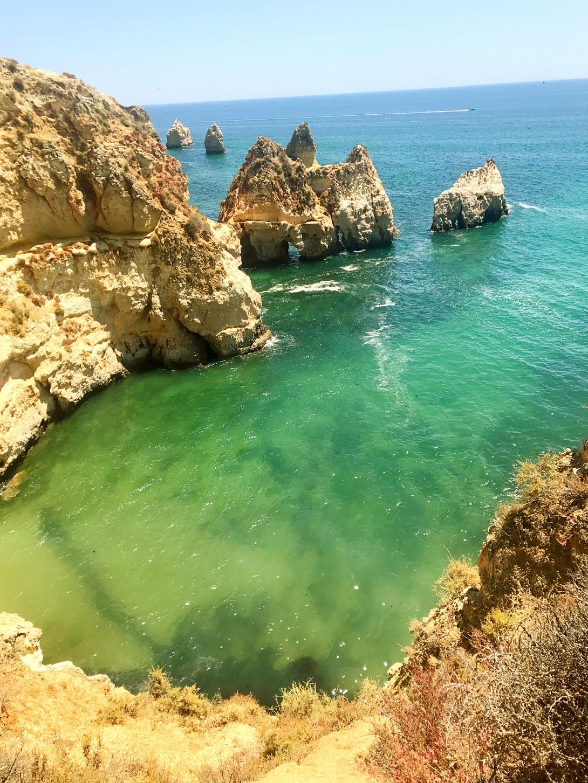 Praia do Parinha, Algarve