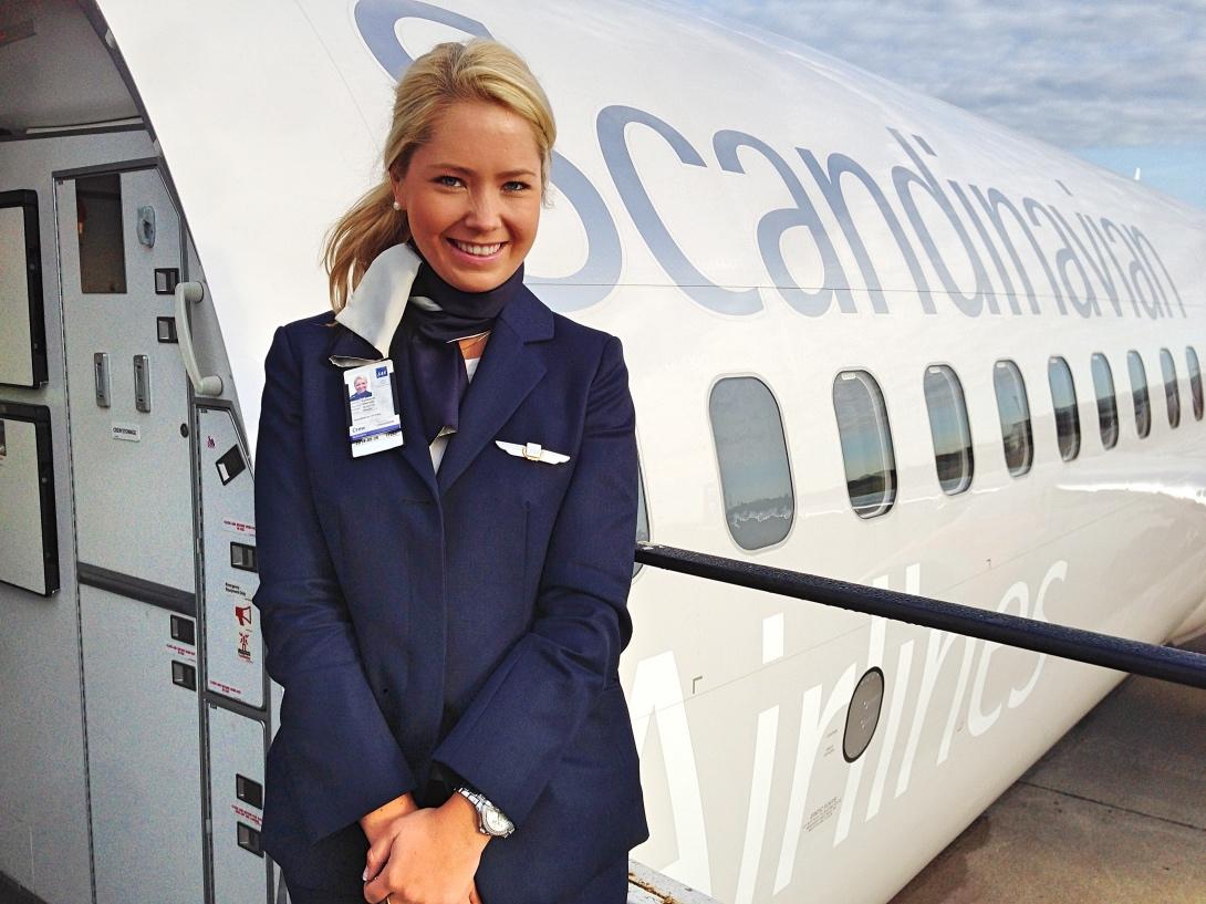 Flygvärdinna SAS