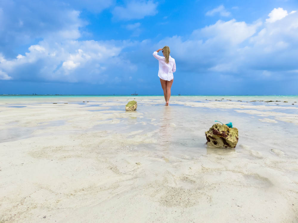 Zanzibar Nungwi beach