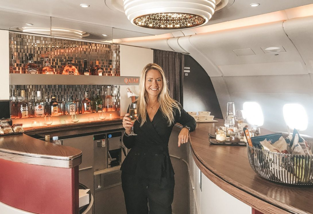 Airbus380 Business Class