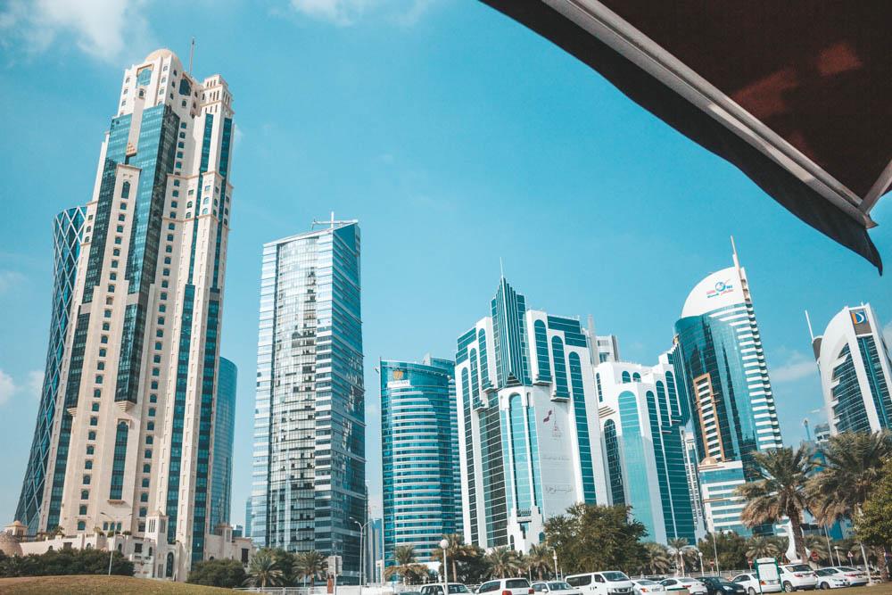 Doha cornice