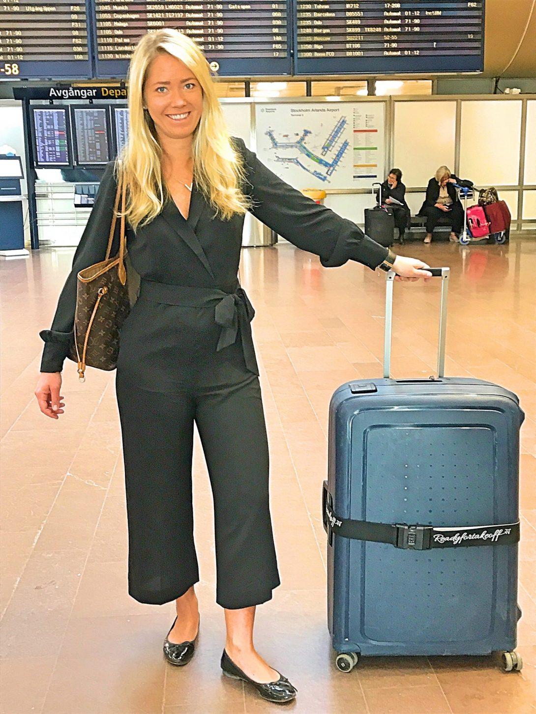 Readyfortakeoff Luggage strap