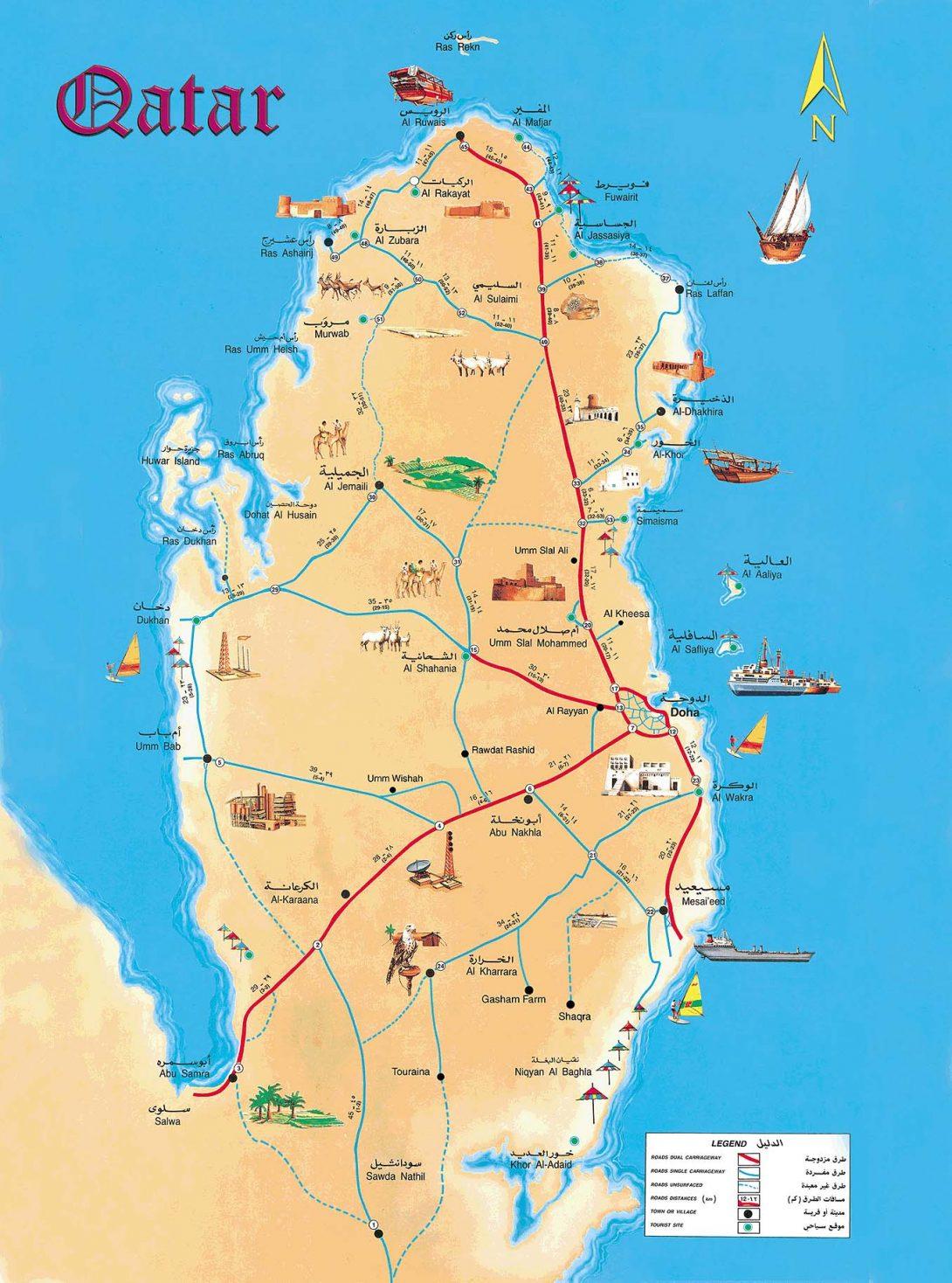 qatarmap