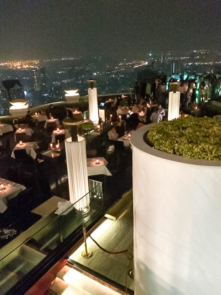 Sirocco, Bangkok