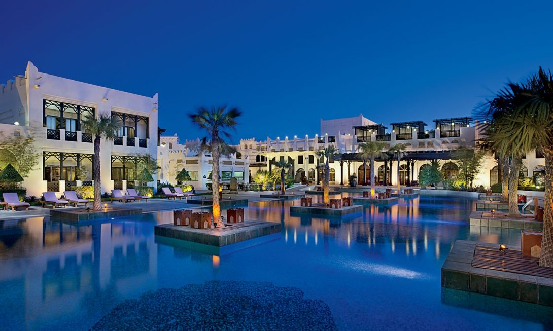 Sharq village doha