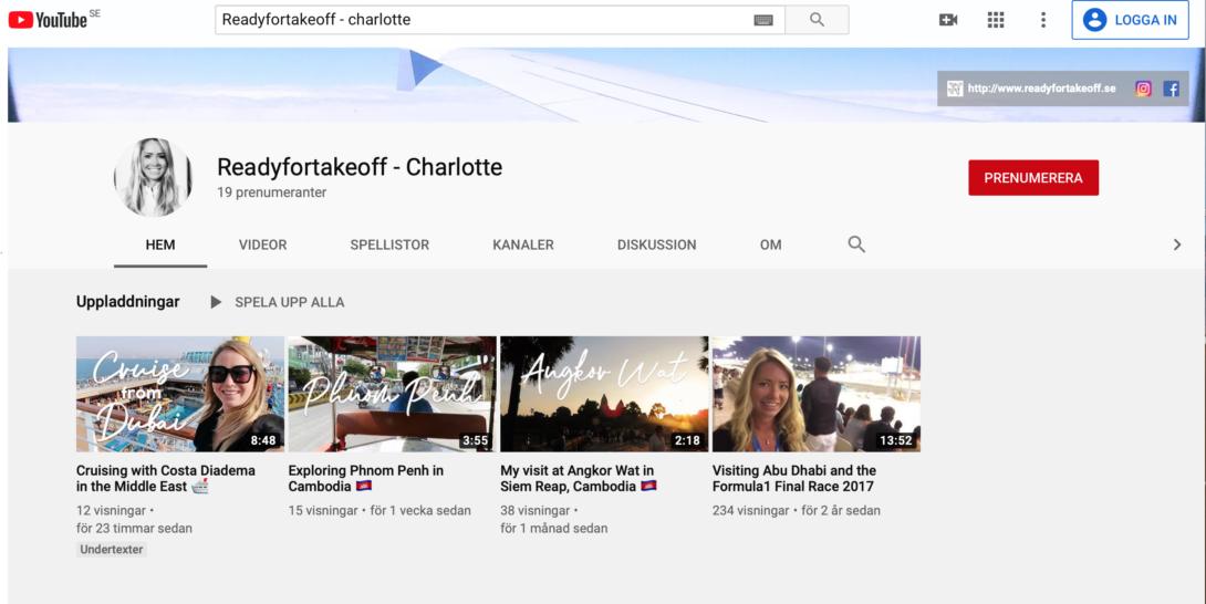 Youtube Readyfortakeoff