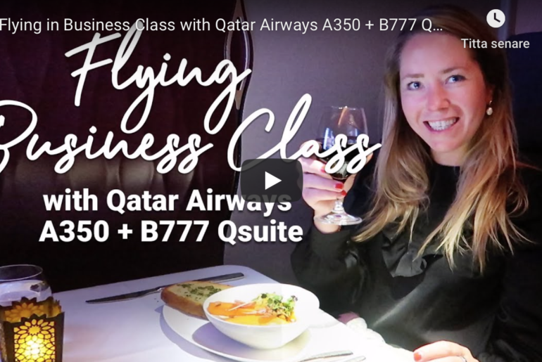 Qatar Airways Youtube