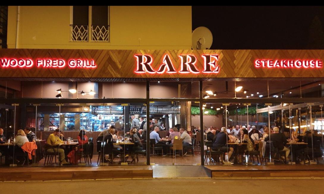 Rare restaurant Vilamoura