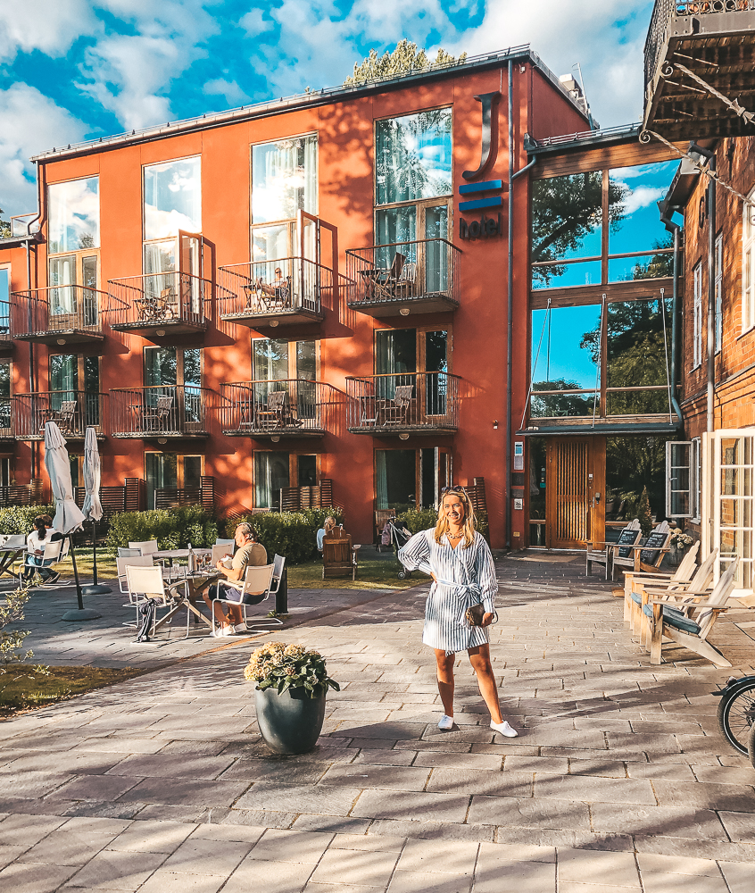Hotell J Nacka Strand